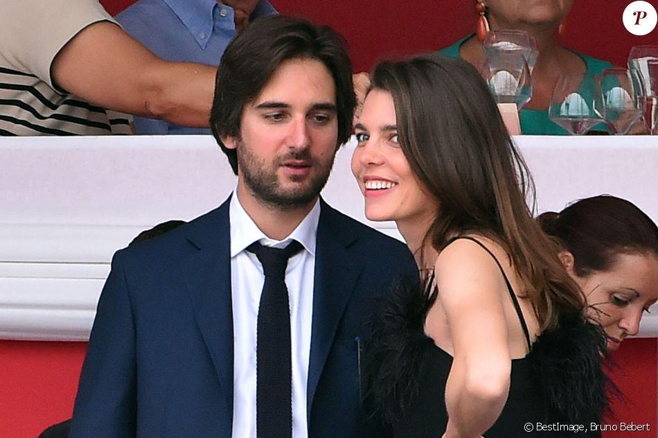 Semi,Exclusif , Charlotte Casiraghi et Dimitri Rassam ont officialisé leur  relation de couple en