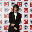 Paolo Nutini aux Q Awards à Londres, le 25 octobre 2010