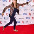 """Nicole Ferroni au photocall lors de l'enregistrement de l'émission """"On n'est pas couché"""" à la Villa Domergue lors du 70ème Festival International du Film de Cannes, France, le 24 mai 2017. © Giancarlo Gorassini/Bestimage"""