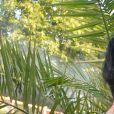 Ludovic Chancel et sa femme Sylvie Ortega Munos - Ouverture de la 34ème Fête foraine des Tuileries au jardin des Tuileries à Paris, France, le 23 juin 2017. © Coadic Guirec/Bestimage