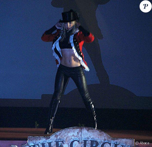 Britney Spears sur scène, ça donne déjà ça ! Imaginez le résultat pendant sa tournée !