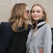 Lily-Rose Depp publie une photo de sa mère Vanessa Paradis jeune