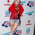 """Zara Larsson - Festival """"Capital's Summertime Ball"""" au stade Wembley à Londres, le 10 juin 2017."""