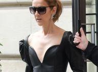 Céline Dion : Sexy en bustier en cuir pour se rendre à l'Opéra !