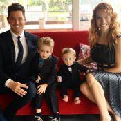 Michael Bublé : Le cauchemar du cancer de son fils de 3 ans raconté par sa femme