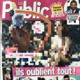 Magazine Public, en kiosques le 13 juillet 2017.