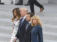 Défilé du 14 juillet, Brigitte Macron et Melania Trump : 2 styles impeccables