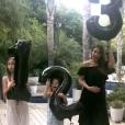 Jessica Alba annonçant sa troisième grossesse sur Instagram le 17 juillet 2017