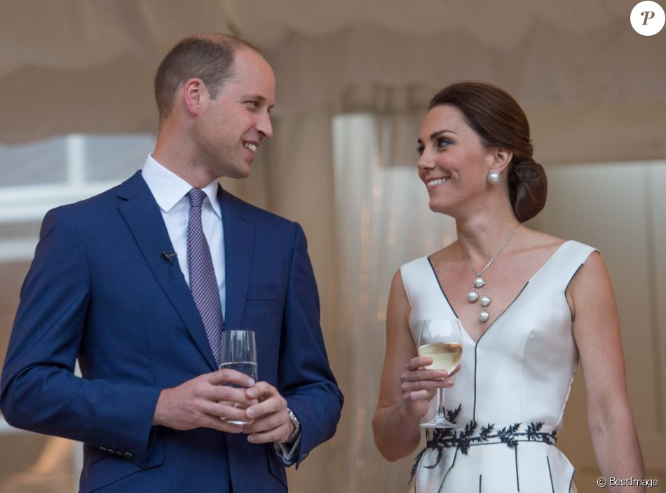 Rencontre prince william et kate