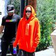 Exclusif - Madonna se promène à West Hollywood le 21 juin 2017.