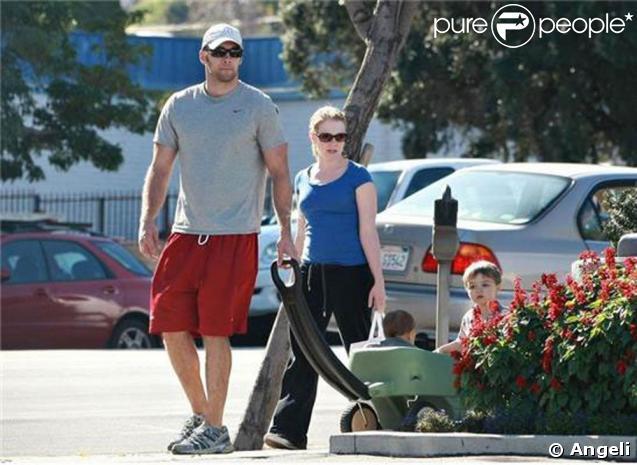 Melissa Joan Hart et sa petite famille à L.A !