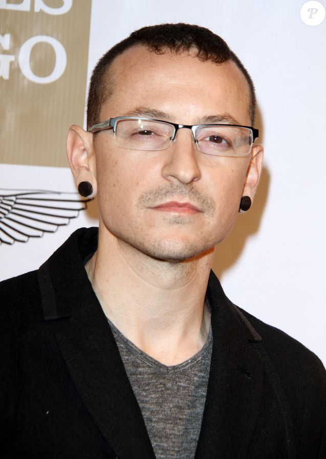 "Chester Bennington - Soiree ""EXPERIENCE-East Meet West"" organisée par ""The Beverly Hills Chamber of Commerce"" à Beverly Hills, le 5 fevrier 2014."