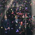Bruno Julliard (premier adjoint à la Maire de Paris chargé de la Culture, du patrimoine, des métiers d'art, des relations avec les arrondissements et de la nuit) s'est marié avec Paul Le Goff à la mairie du 10e arrondissement de Paris, le 8 juillet 2017.