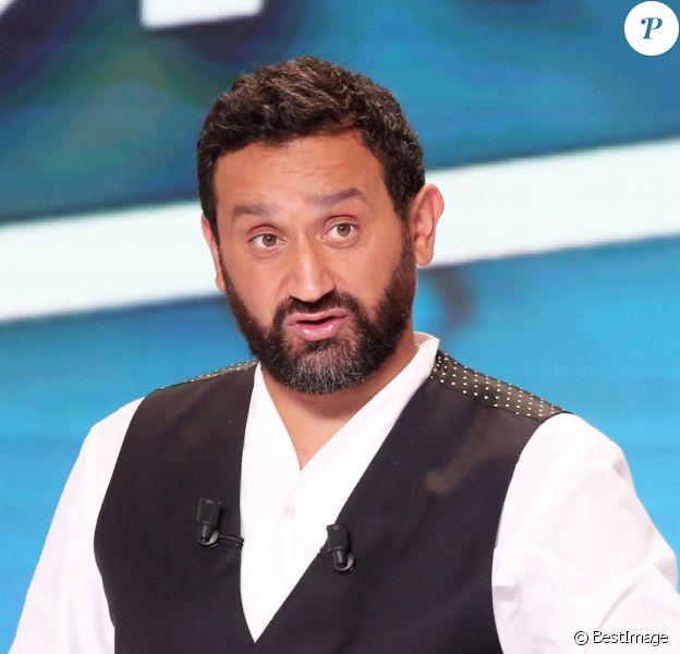 Exclusif -Cyril Hanouna - Enregistrement de la première émission de la rentrée de Touche pas à mon poste (TPMP) sur C8 à Paris le 5 septembre 2016. © Dominique Jacovides