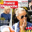 """Magazine """"France Dimanche"""", en kiosques le 28 juillet 2017."""