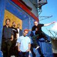 Linkin Park en 2000 à New York.