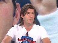 """Jérôme Golmard : Quand le tennisman parlait de la mort et de """"miracle""""..."""