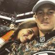 Photo de Cody Lohan et sa petite amie Taylor. Novembre 2016.