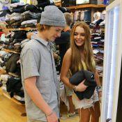 Lindsay Lohan : Fière de son petit frère Dakota, mannequin pour Vogue