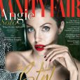 Angelina Jolie en couverture du magazine Vanity Fair (édition américaine) - septembre 2017