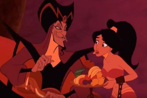 Aladdin : L'acteur qui jouera Jafar est super sexy et fait déjà sensation