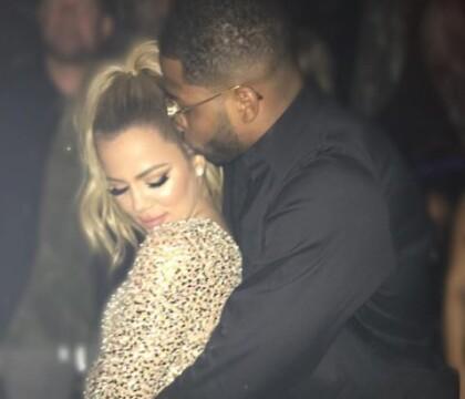 Khloé Kardashian : Heureuse en amour, elle s'affiche très collée à son petit ami