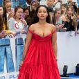 Rihanna à l'avant-première de 'Valerian' au Cineworld à Leicester Square à Londres, le 24 juillet 2017.