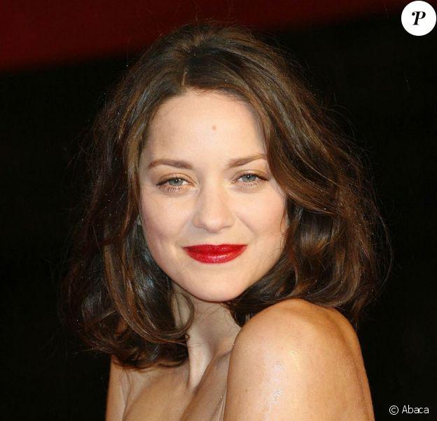 Marion Cotillard aux BAFTA Awards. 08/02/09