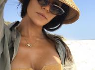 Kourtney Kardashian et Younes Bendjima : Amoureux en vacances en Égypte