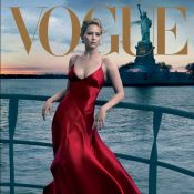 "Jennifer Lawrence : L'héroïne de ""Mother!"", transformée en oeuvre d'art"