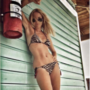"Karine Grandval en bikini : La coach de ""Confessions intimes"" resplendissante !"
