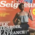 """""""Grand seigneur, hors-dérie de Technikart, août 2017."""""""