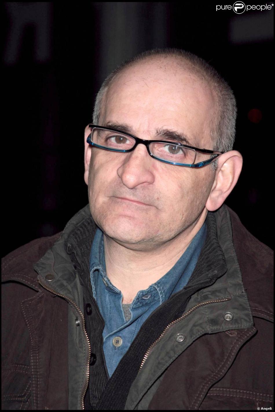 Le comédien Alain Cohen