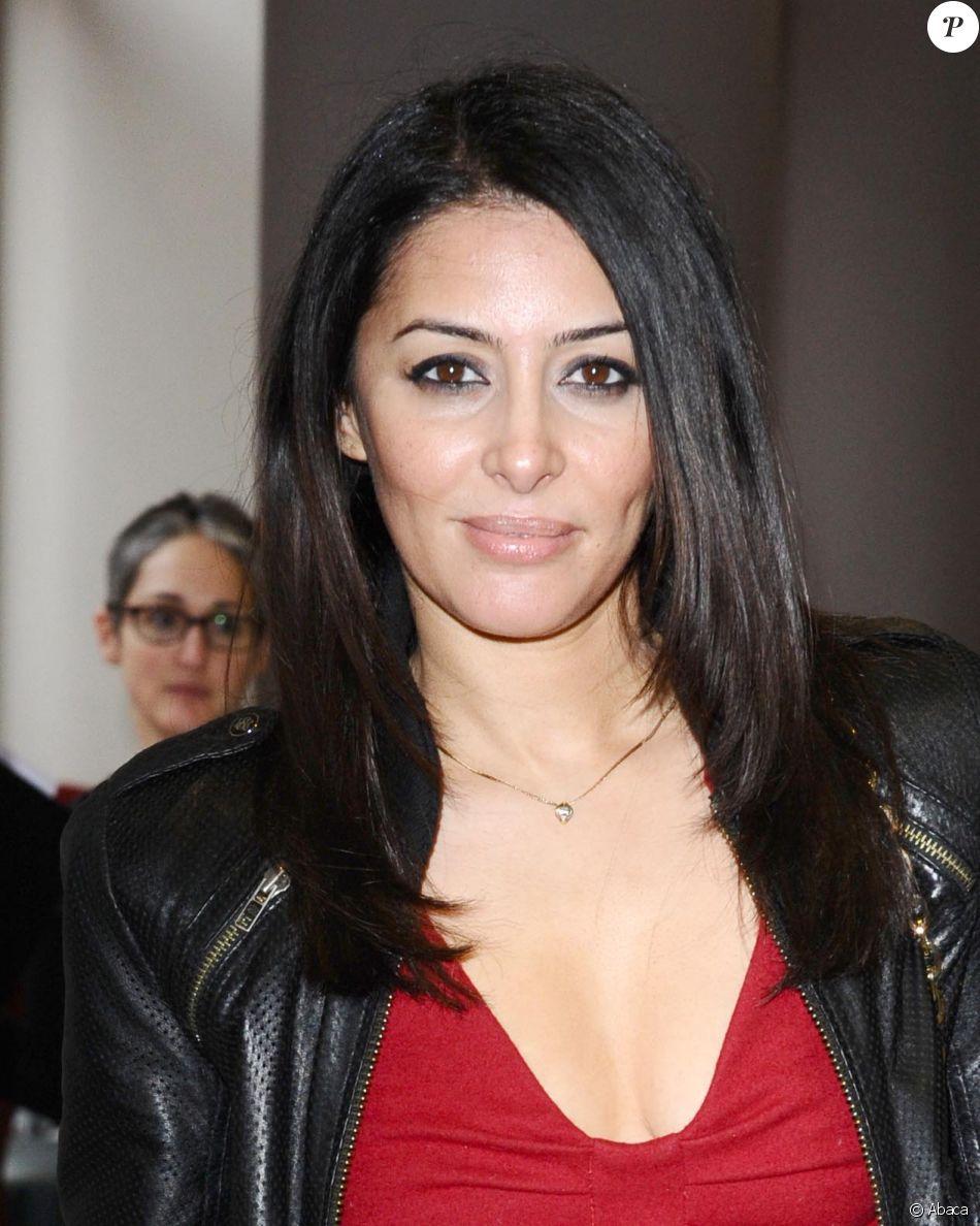 Laila Rouass à Londres en 2010.