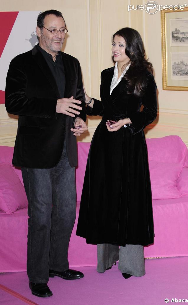 Aishwarya Rai et Jean Reno