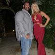 """""""Rich Piana et sa compagne Chanel Jansen en vacances à Cancun, photo Instagram du 30 juin 2017. Le bodybuilder est mort à 46 ans le 25 août 2017."""""""