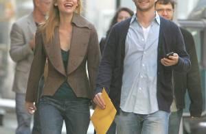 Claire Danes et son fiancé : un gros fou rire à New York !
