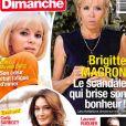 Magazine France Dimanche en kiosques le vendredi 1er septembre 2017.
