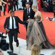 """Jennifer Lawrence à la première de """"Mother !""""à la 74ème édition de la Mostra de Venise, le 5 septembre 2017."""
