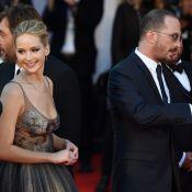 Jennifer Lawrence illumine Venise au côté de son chéri Darren Aronofsky