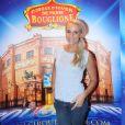 Exclusif - Elodie Gossuin au nouveau spectacle du cirque Bouglione, au cirque d'hiver à Paris, le 8 octobre 2016. © CVS/Bestimage