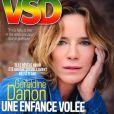 Couverture du magazine VSD en kiosques le 6 septembre 2017