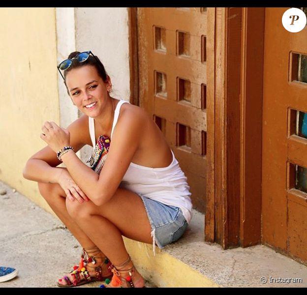 Pauline Ducruet à La Havane en septembre 2017, photo Instagram.