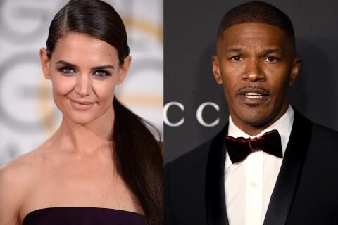 Katie Holmes en couple avec Jamie Foxx : Tom Cruise ? Elle s'en moque !