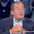 """Jean-Pierre Pernaut dans """"Salut les Terriens !"""" sur C8. Le 9 septembre 2017."""