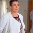 """Nathalie et Patrice dans """"L'amour est dans le pré"""", le 18 septembre 2017."""