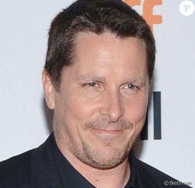 "Christian Bale, Sibi Blazic à la première de ""Hostiles"" au Toronto International Film Festival 2017 (TIFF), le 12 septembre 2017. © Brent Perniac/AdMedia via Zuma Press/Bestimage12/09/2017 - Toronto"