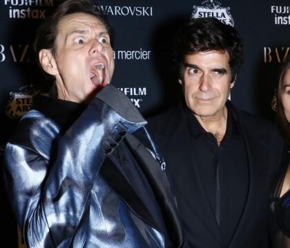 David Copperfield plus chevelu que jamais : Nouvelle tête surprenante à 60 ans