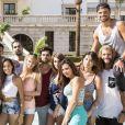 Les 20 célibataires au casting de l'émission  10 couples parfaits  sur NT1.