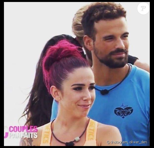 """Olivier Espagne lors de sa participation à l'émission de télé-réalité """"10 couples parfaits"""" diffusée à l'été 2017 sur NT1. Photo publiée sur Instagram le 12 août 2017."""